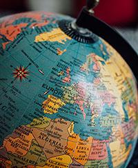 Overseas landlords nav dropdown pictureof a globe